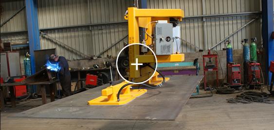 Vacuum Forklift Attachments The Vacuum Lifting Company